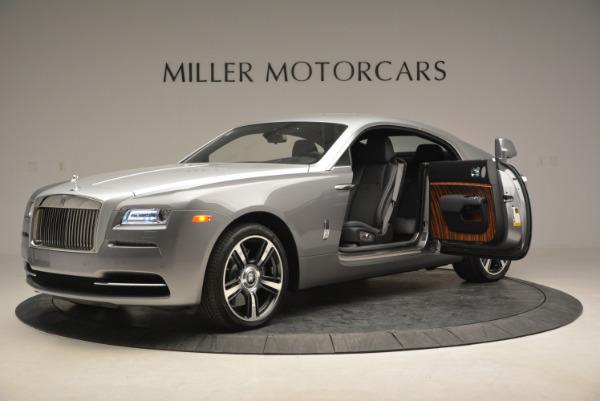 Used 2015 Rolls-Royce Wraith for sale Sold at Alfa Romeo of Westport in Westport CT 06880 16