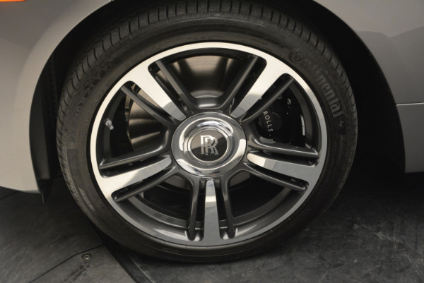 Used 2015 Rolls-Royce Wraith for sale Sold at Alfa Romeo of Westport in Westport CT 06880 17