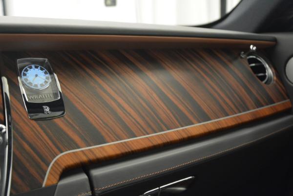 Used 2015 Rolls-Royce Wraith for sale Sold at Alfa Romeo of Westport in Westport CT 06880 23