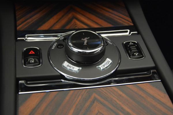 Used 2015 Rolls-Royce Wraith for sale Sold at Alfa Romeo of Westport in Westport CT 06880 24