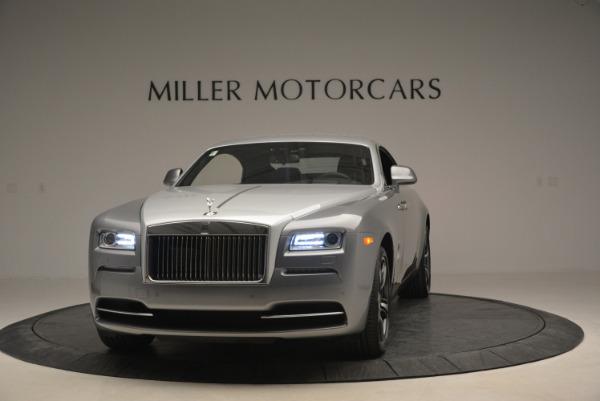 Used 2015 Rolls-Royce Wraith for sale Sold at Alfa Romeo of Westport in Westport CT 06880 1