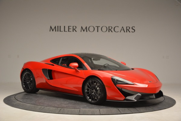 Used 2017 McLaren 570GT Coupe for sale Sold at Alfa Romeo of Westport in Westport CT 06880 10