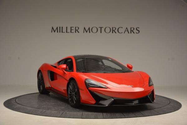 Used 2017 McLaren 570GT Coupe for sale Sold at Alfa Romeo of Westport in Westport CT 06880 11
