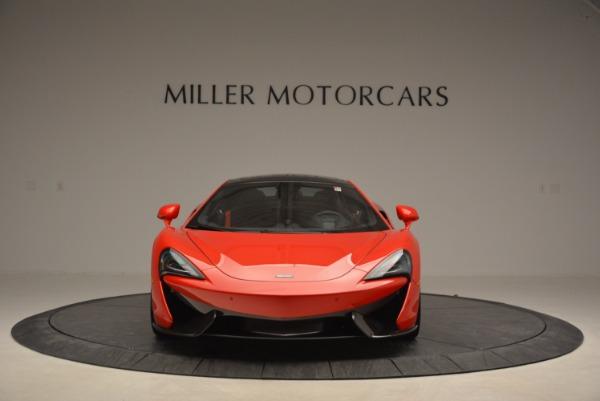 Used 2017 McLaren 570GT Coupe for sale Sold at Alfa Romeo of Westport in Westport CT 06880 12