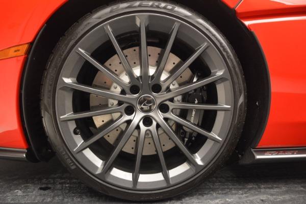 Used 2017 McLaren 570GT Coupe for sale Sold at Alfa Romeo of Westport in Westport CT 06880 13