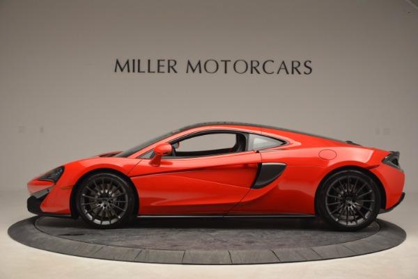 Used 2017 McLaren 570GT Coupe for sale Sold at Alfa Romeo of Westport in Westport CT 06880 3