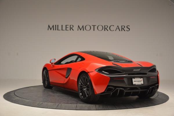Used 2017 McLaren 570GT Coupe for sale Sold at Alfa Romeo of Westport in Westport CT 06880 5
