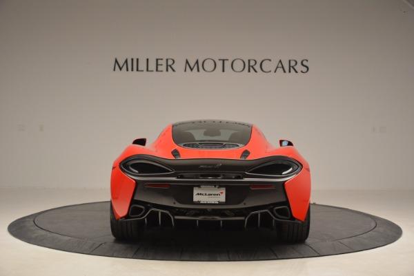Used 2017 McLaren 570GT Coupe for sale Sold at Alfa Romeo of Westport in Westport CT 06880 6