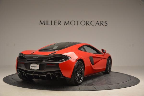 Used 2017 McLaren 570GT Coupe for sale Sold at Alfa Romeo of Westport in Westport CT 06880 7
