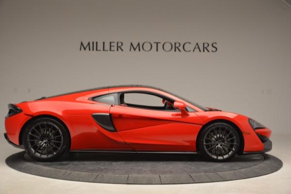 Used 2017 McLaren 570GT Coupe for sale Sold at Alfa Romeo of Westport in Westport CT 06880 9