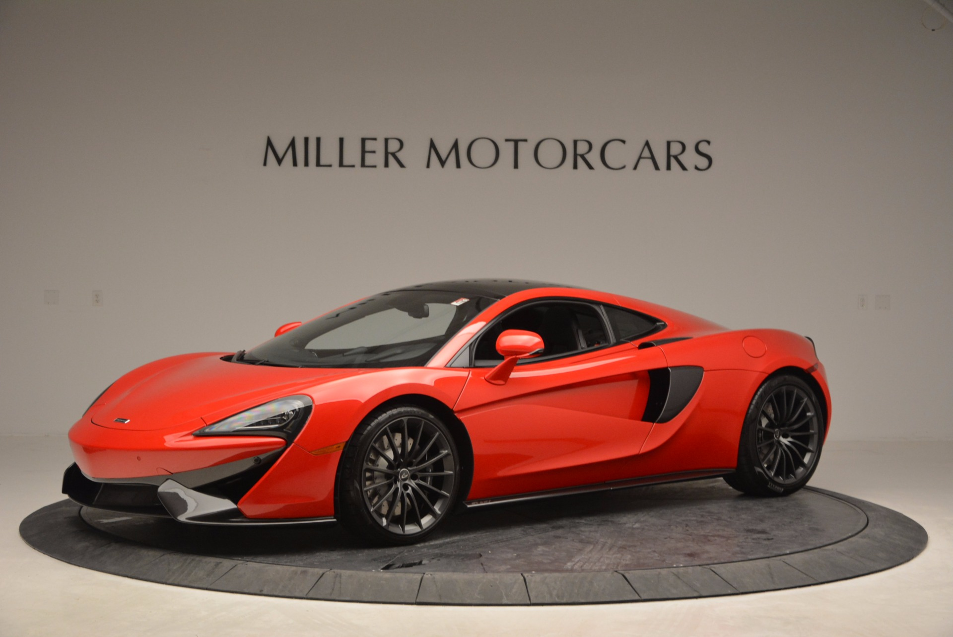 Used 2017 McLaren 570GT Coupe for sale Sold at Alfa Romeo of Westport in Westport CT 06880 1