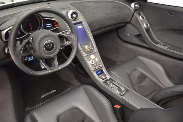 Used 2014 McLaren MP4-12C Spider for sale Sold at Alfa Romeo of Westport in Westport CT 06880 26