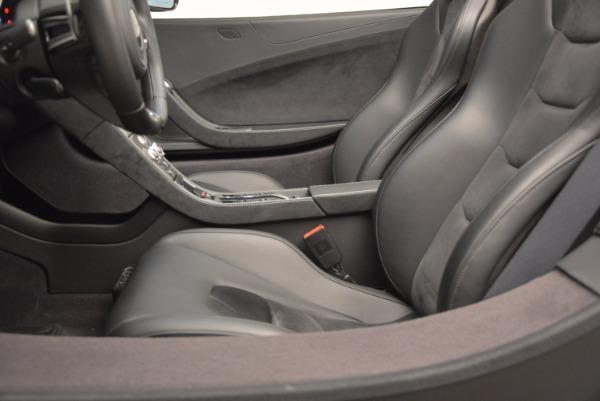 Used 2014 McLaren MP4-12C Spider for sale Sold at Alfa Romeo of Westport in Westport CT 06880 27