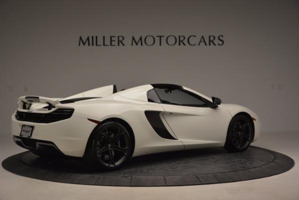 Used 2014 McLaren MP4-12C Spider for sale Sold at Alfa Romeo of Westport in Westport CT 06880 8