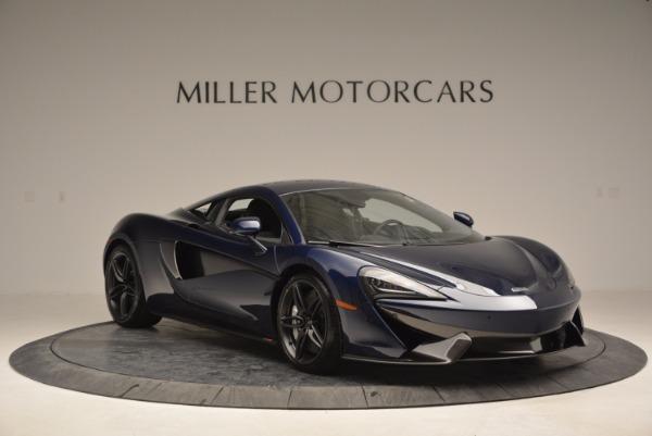 Used 2017 McLaren 570S for sale Sold at Alfa Romeo of Westport in Westport CT 06880 11