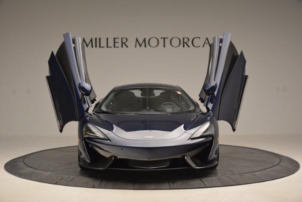 Used 2017 McLaren 570S for sale Sold at Alfa Romeo of Westport in Westport CT 06880 13