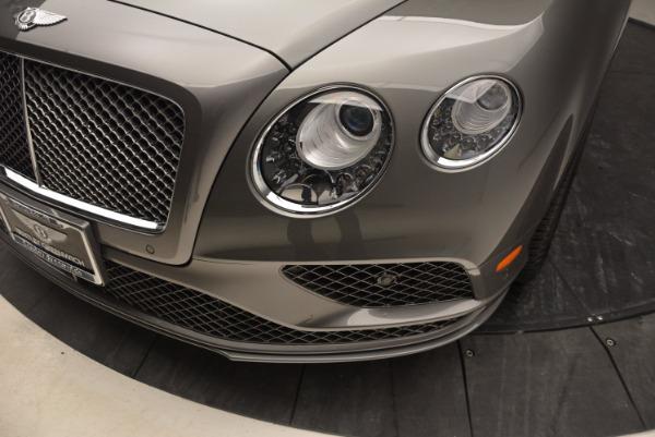 Used 2016 Bentley Continental GT Speed for sale Sold at Alfa Romeo of Westport in Westport CT 06880 14
