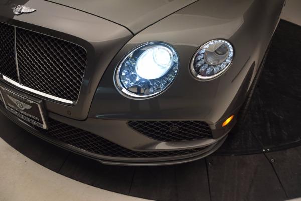 Used 2016 Bentley Continental GT Speed for sale Sold at Alfa Romeo of Westport in Westport CT 06880 16
