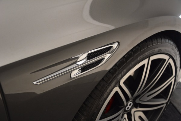 Used 2016 Bentley Continental GT Speed for sale Sold at Alfa Romeo of Westport in Westport CT 06880 20