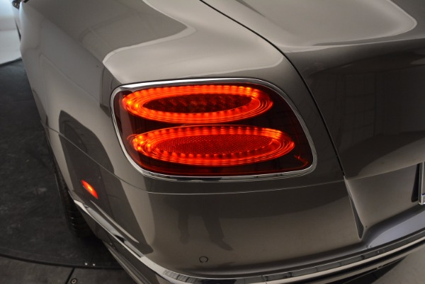 Used 2016 Bentley Continental GT Speed for sale Sold at Alfa Romeo of Westport in Westport CT 06880 23