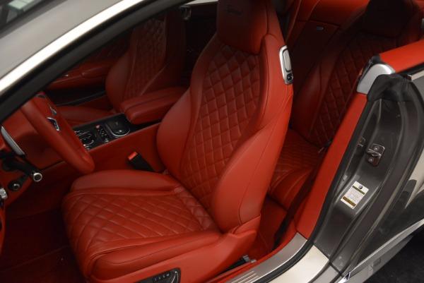 Used 2016 Bentley Continental GT Speed for sale Sold at Alfa Romeo of Westport in Westport CT 06880 26