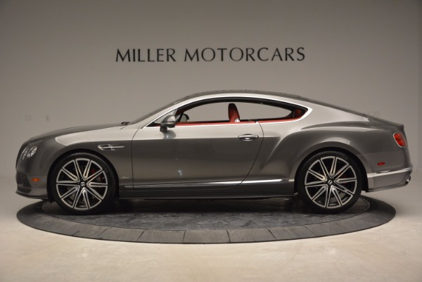 Used 2016 Bentley Continental GT Speed for sale Sold at Alfa Romeo of Westport in Westport CT 06880 3
