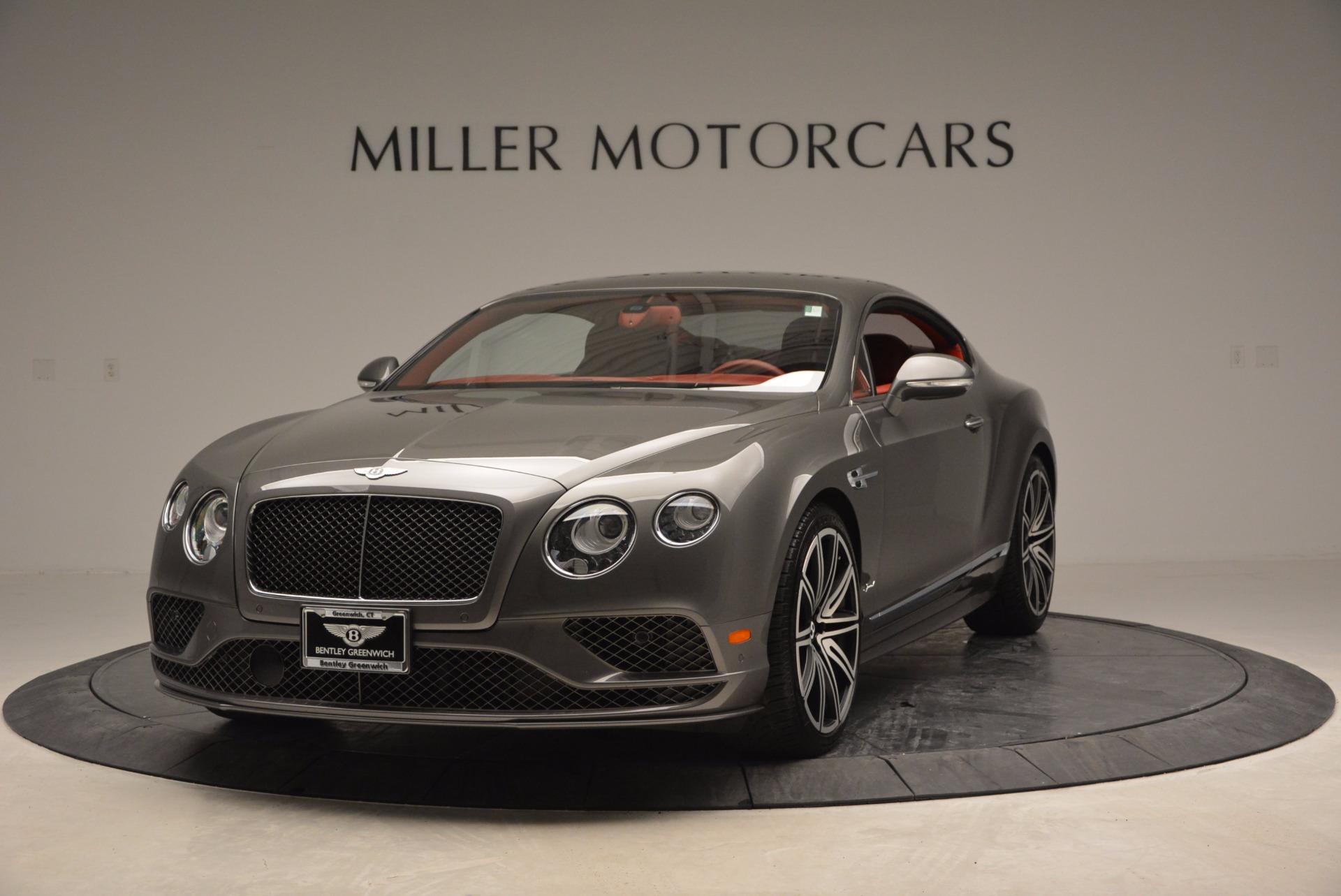 Used 2016 Bentley Continental GT Speed for sale Sold at Alfa Romeo of Westport in Westport CT 06880 1
