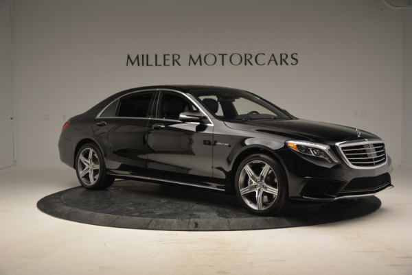 Used 2014 Mercedes Benz S-Class S 63 AMG for sale Sold at Alfa Romeo of Westport in Westport CT 06880 10