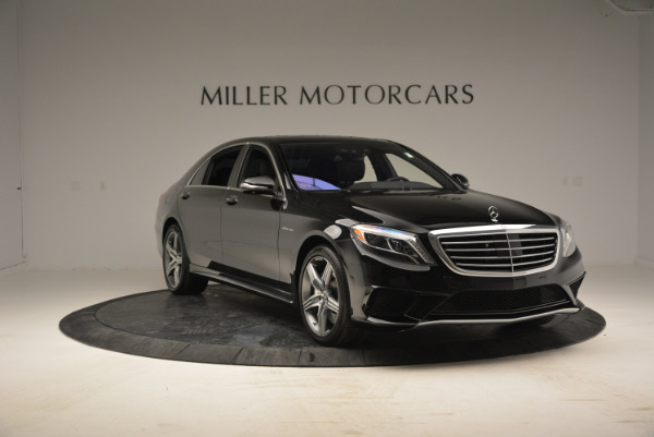 Used 2014 Mercedes Benz S-Class S 63 AMG for sale Sold at Alfa Romeo of Westport in Westport CT 06880 11