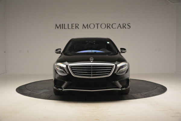 Used 2014 Mercedes Benz S-Class S 63 AMG for sale Sold at Alfa Romeo of Westport in Westport CT 06880 12