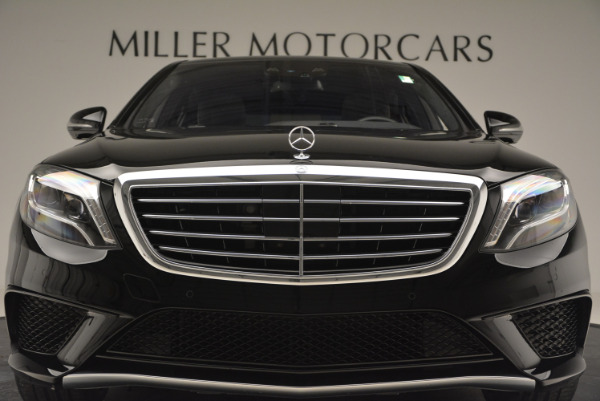 Used 2014 Mercedes Benz S-Class S 63 AMG for sale Sold at Alfa Romeo of Westport in Westport CT 06880 13
