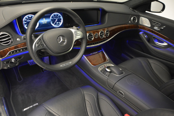 Used 2014 Mercedes Benz S-Class S 63 AMG for sale Sold at Alfa Romeo of Westport in Westport CT 06880 17
