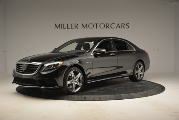 Used 2014 Mercedes Benz S-Class S 63 AMG for sale Sold at Alfa Romeo of Westport in Westport CT 06880 2