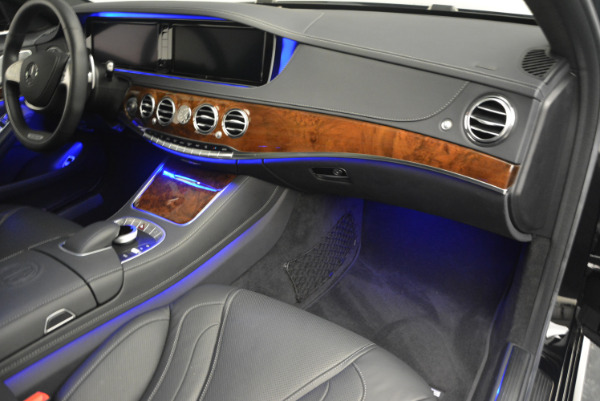 Used 2014 Mercedes Benz S-Class S 63 AMG for sale Sold at Alfa Romeo of Westport in Westport CT 06880 23