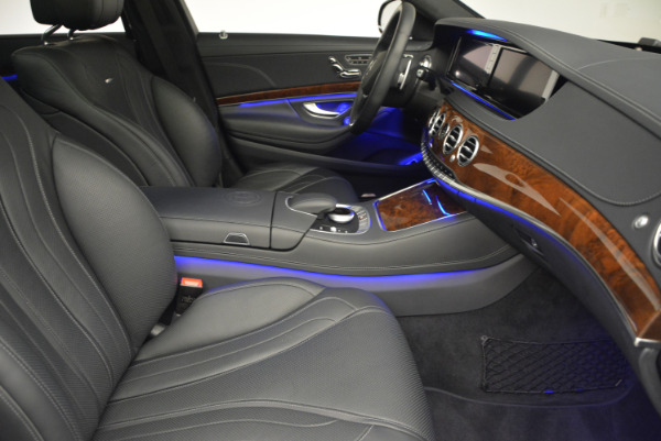 Used 2014 Mercedes Benz S-Class S 63 AMG for sale Sold at Alfa Romeo of Westport in Westport CT 06880 24