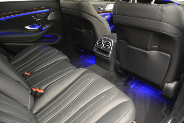 Used 2014 Mercedes Benz S-Class S 63 AMG for sale Sold at Alfa Romeo of Westport in Westport CT 06880 26