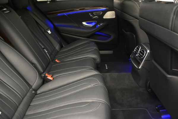 Used 2014 Mercedes Benz S-Class S 63 AMG for sale Sold at Alfa Romeo of Westport in Westport CT 06880 27