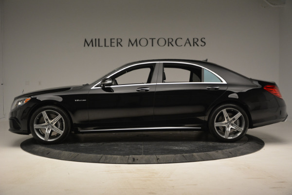 Used 2014 Mercedes Benz S-Class S 63 AMG for sale Sold at Alfa Romeo of Westport in Westport CT 06880 3