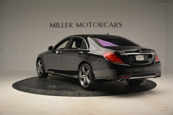 Used 2014 Mercedes Benz S-Class S 63 AMG for sale Sold at Alfa Romeo of Westport in Westport CT 06880 5