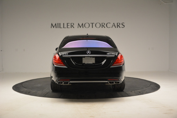 Used 2014 Mercedes Benz S-Class S 63 AMG for sale Sold at Alfa Romeo of Westport in Westport CT 06880 6