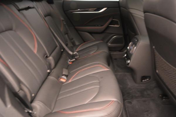 New 2017 Maserati Levante S for sale Sold at Alfa Romeo of Westport in Westport CT 06880 25