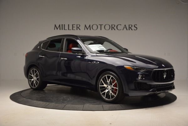 New 2017 Maserati Levante S for sale Sold at Alfa Romeo of Westport in Westport CT 06880 10