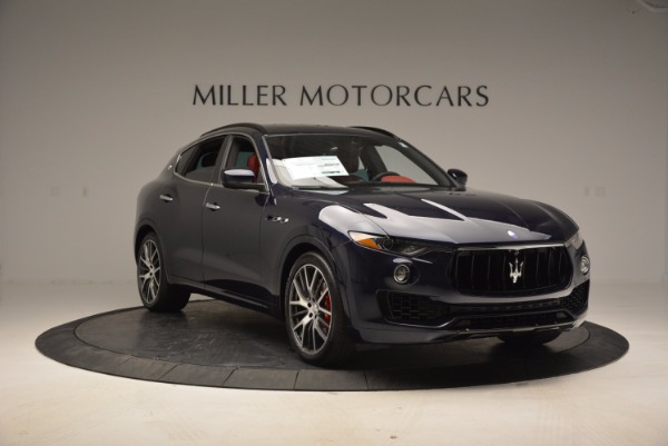 New 2017 Maserati Levante S for sale Sold at Alfa Romeo of Westport in Westport CT 06880 11