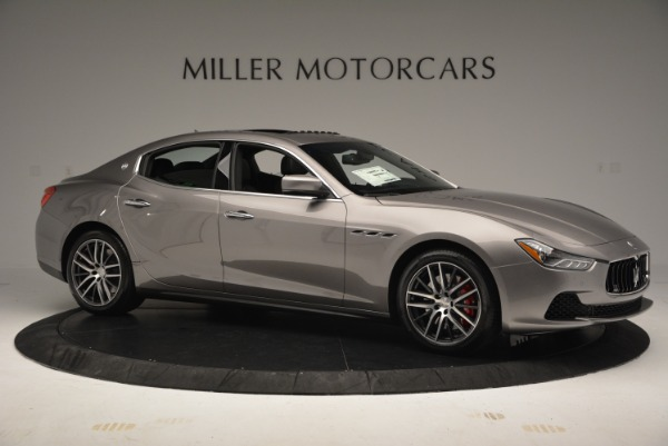 New 2017 Maserati Ghibli S Q4 for sale Sold at Alfa Romeo of Westport in Westport CT 06880 10