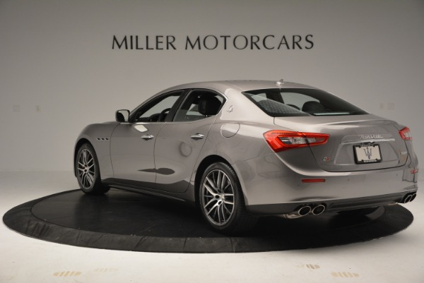 New 2017 Maserati Ghibli S Q4 for sale Sold at Alfa Romeo of Westport in Westport CT 06880 5