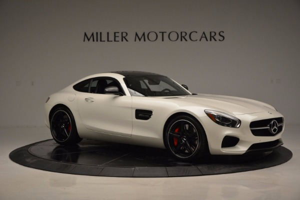 Used 2016 Mercedes Benz AMG GT S for sale Sold at Alfa Romeo of Westport in Westport CT 06880 10