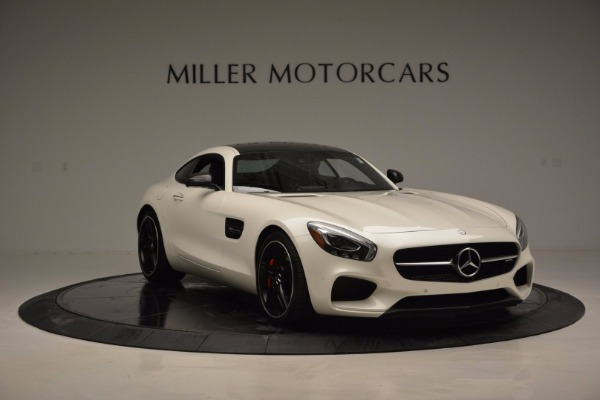 Used 2016 Mercedes Benz AMG GT S for sale Sold at Alfa Romeo of Westport in Westport CT 06880 11