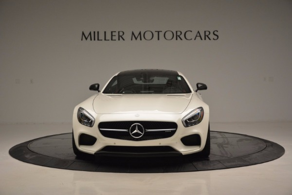 Used 2016 Mercedes Benz AMG GT S for sale Sold at Alfa Romeo of Westport in Westport CT 06880 12
