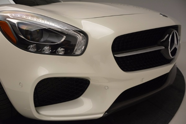 Used 2016 Mercedes Benz AMG GT S for sale Sold at Alfa Romeo of Westport in Westport CT 06880 23
