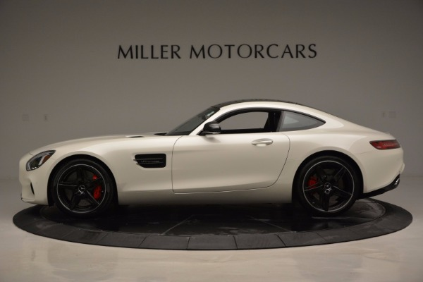 Used 2016 Mercedes Benz AMG GT S for sale Sold at Alfa Romeo of Westport in Westport CT 06880 3